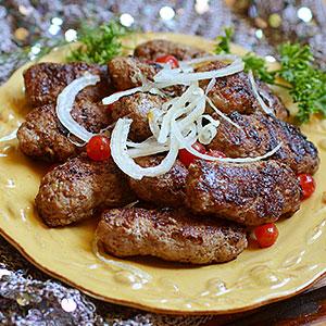 Люля-кебаб рецепт на сковороде