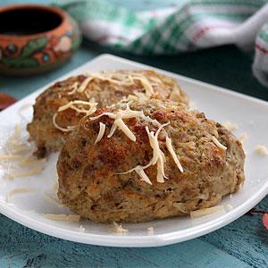 Рецепт котлет из цветной капусты с фаршем в духовке