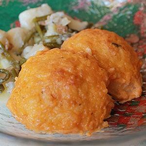 Ёжики из куриного фарша с рисом  - фото