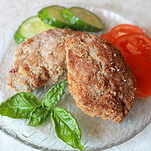 Вкуснейшие картофельно-мясные котлеты - фото