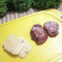 Поджарим маринованное мясо - фото