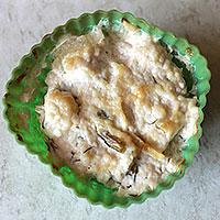 Запекаем котлетные кексы в духовке - фото