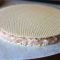 Настаивать вафли с фаршем - фото