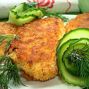 Рецепт очень вкусных рыбных котлет из трески с сыром - фото