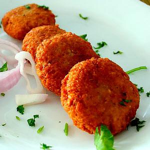 Фелафель - вегетарианский рецепт с фото котлет из нута