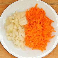 Готовим овощи  - фото