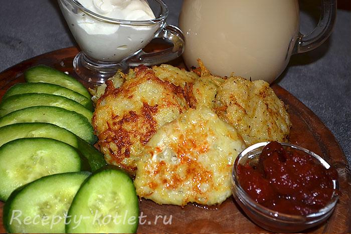 Хашбраун из Макдональдс - рецепт в домашних условиях