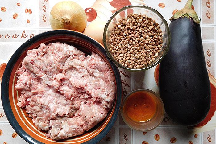 Тефтели с гречкой на сковороде рецепт